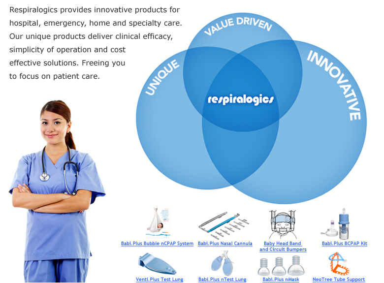 products for hospital, emergency, home and specialty care